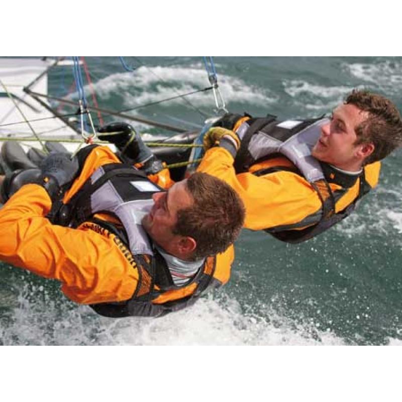 Chaleco Salvavidas Ayuda de Flotabilidad JUMP 50N L 70<90