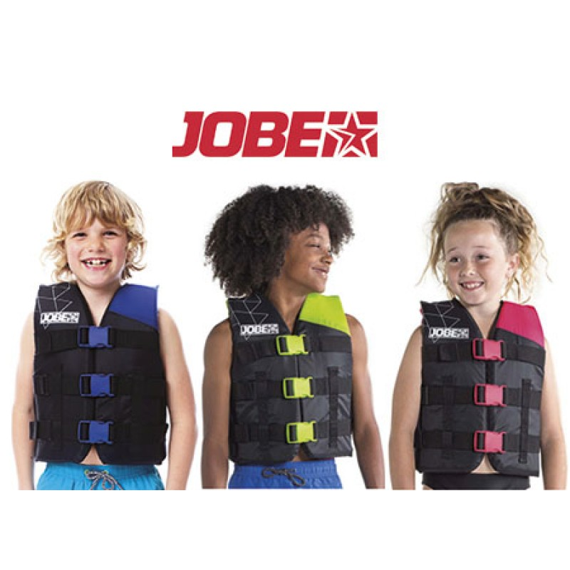Jobe youth vest 50 buoyancy aid Blue