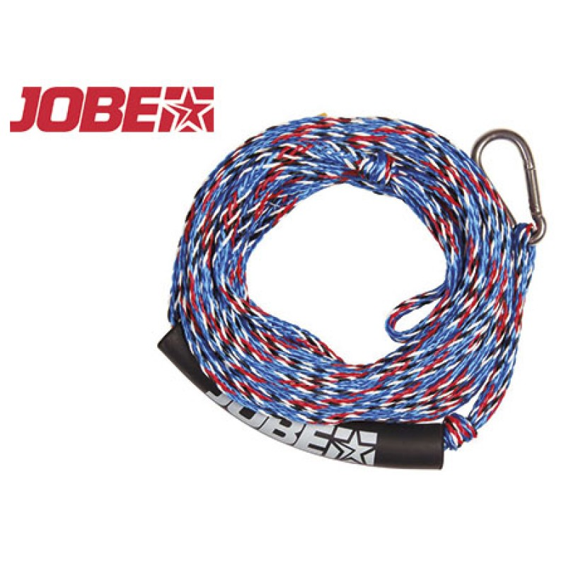 Ski tube ready to use floating tow rope 1077Kg 15,2m