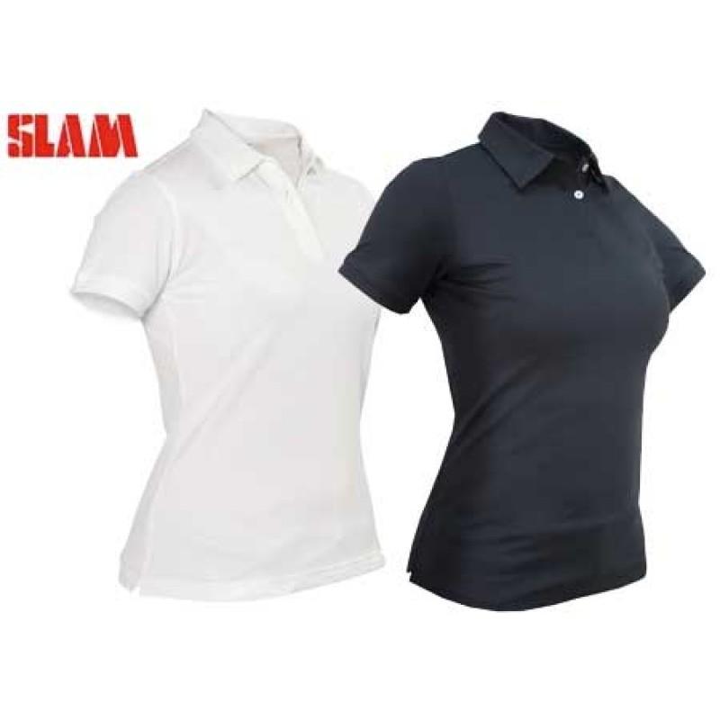 Polo Vellan Wom Navy Xxl Slam