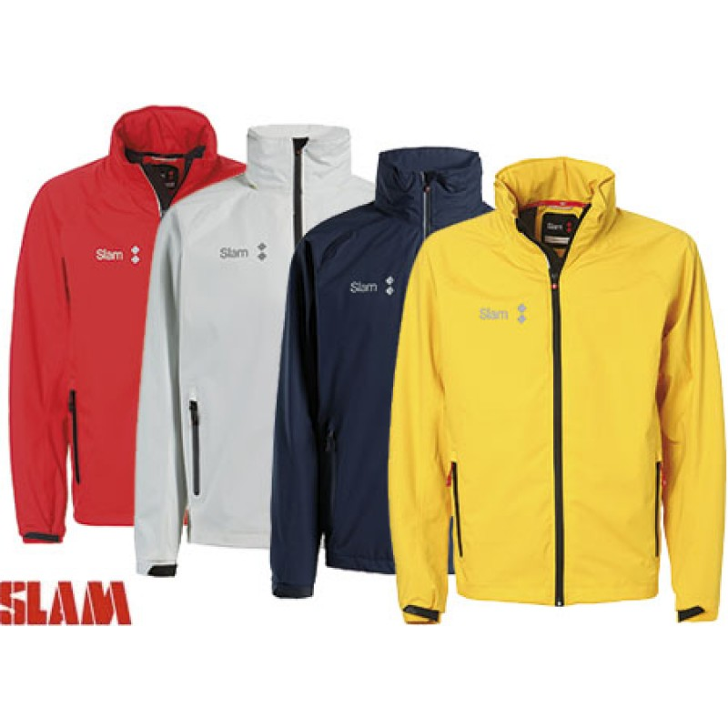 Slam win-d 1 sailing jacket YELLOW-XXXL