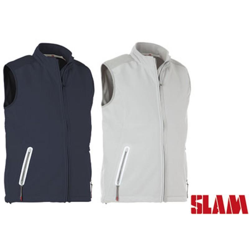 Slam inwood evo vest GREY-XL