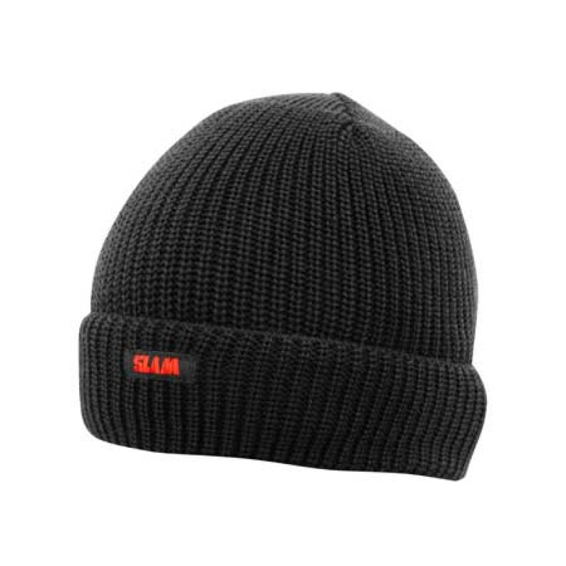 Gorra de lana Slam Color negro