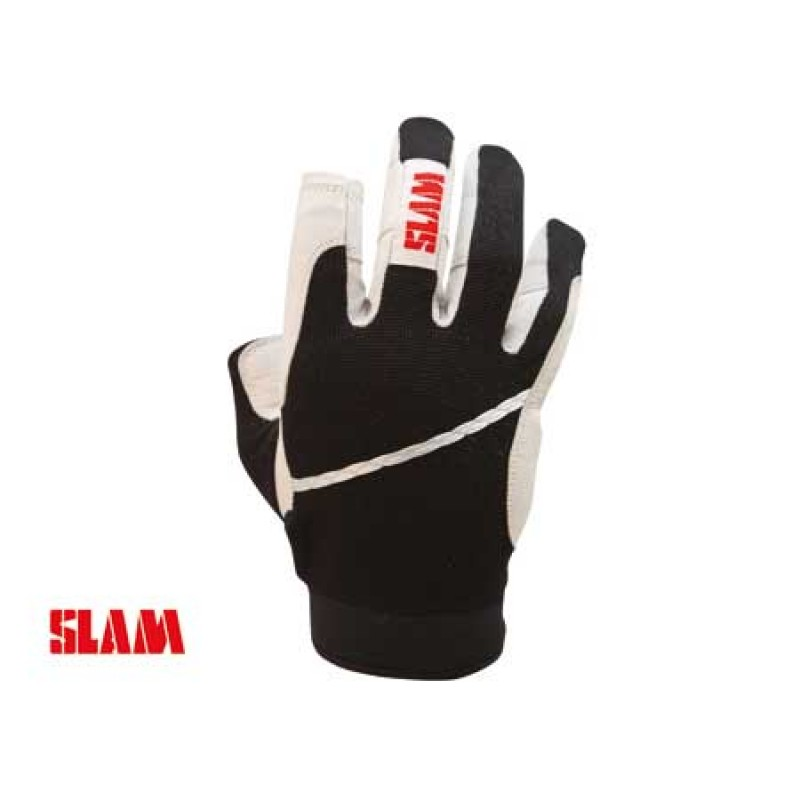 Guantes Náuticos SLAM 3/4 XL BLACK