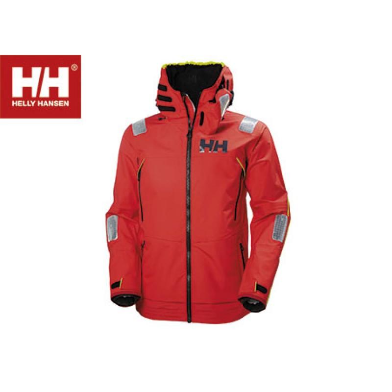 Helly Hansen Aegir race jacket RED - size S