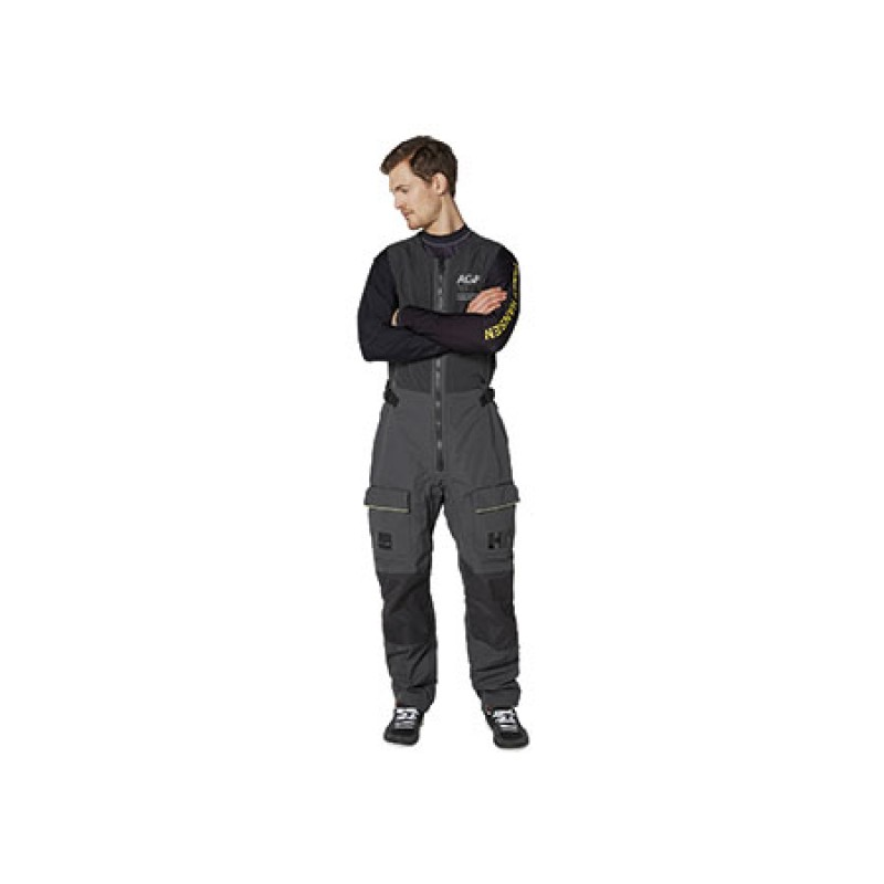 Helly Hansen AEGIR RACE 980 EBONY pants - size M