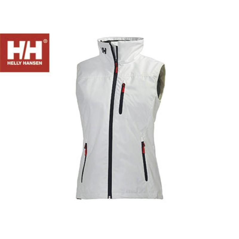 Helly Hansen crew midlayer vest woman BLUE-S