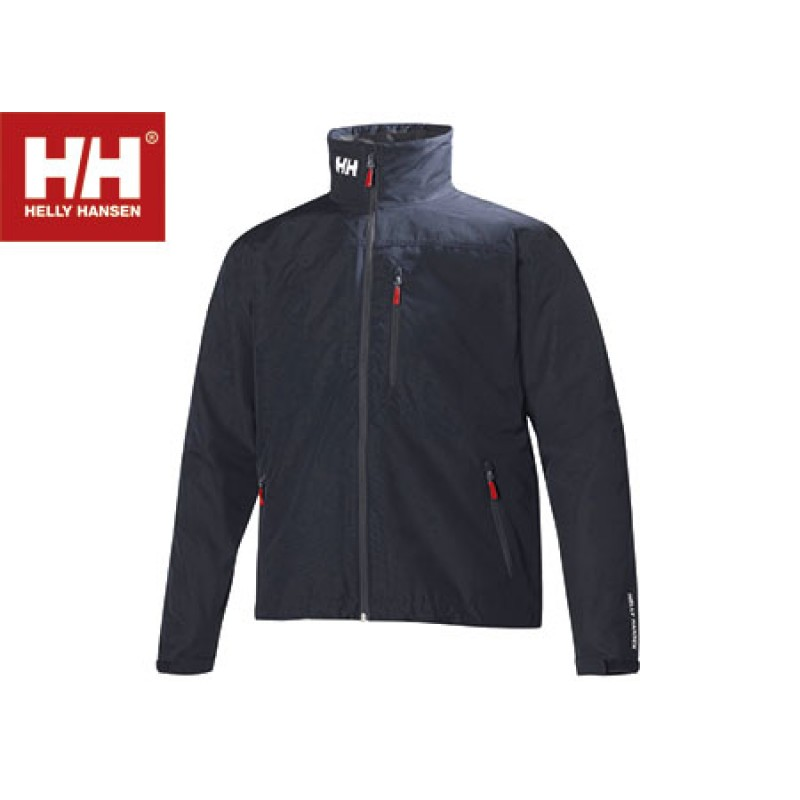 Helly Hansen crew jacket - XL - Olympic Blue