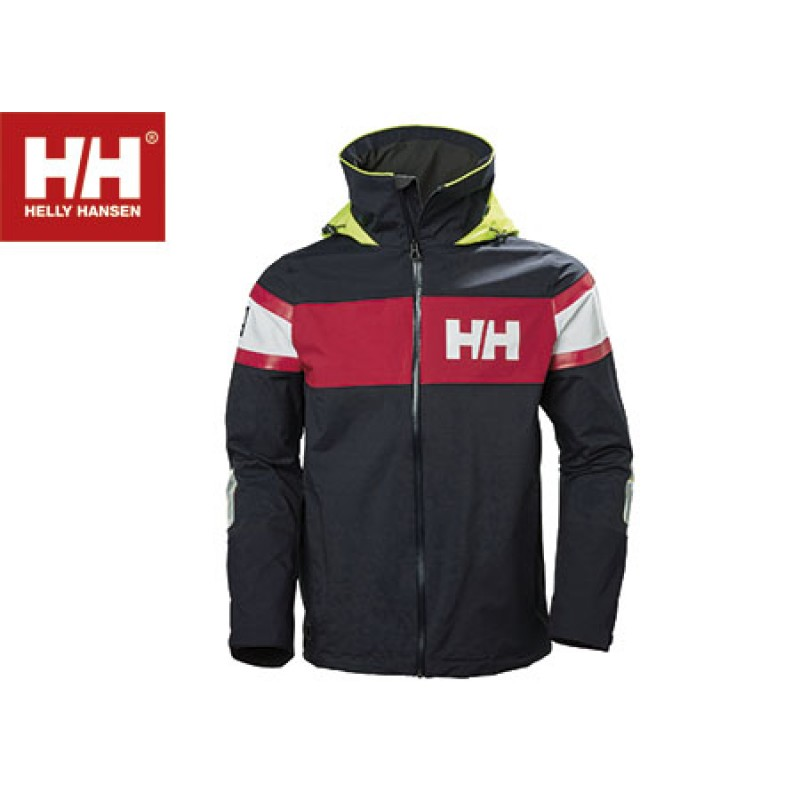 Helly Hansen Salt Flag Jacket 597 Navy XL