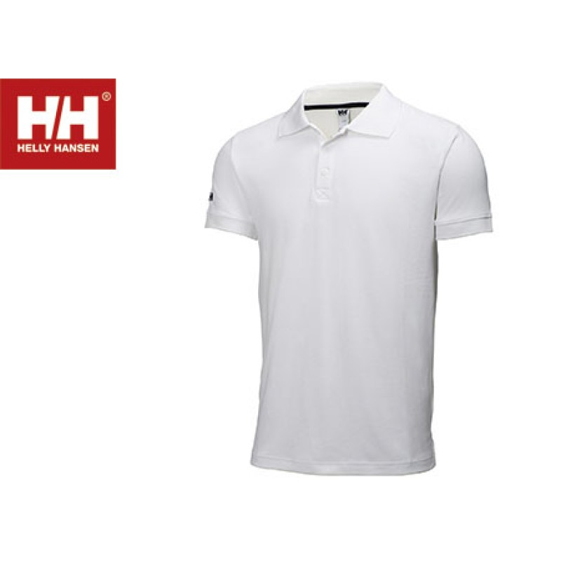 Helly Hansen crewline polo WHITE-XXXL
