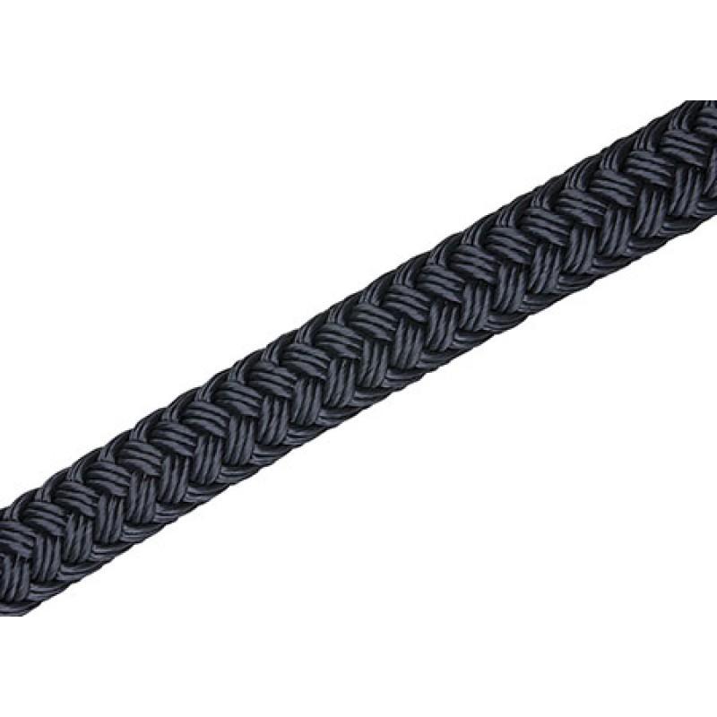 Linea de Amarre Azul Confeccionada 28mm x 20mt