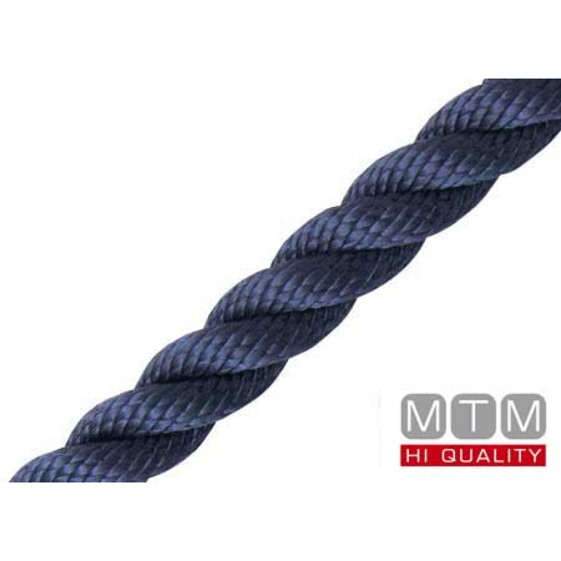 Rope American Blue Navy 40mm 100mt