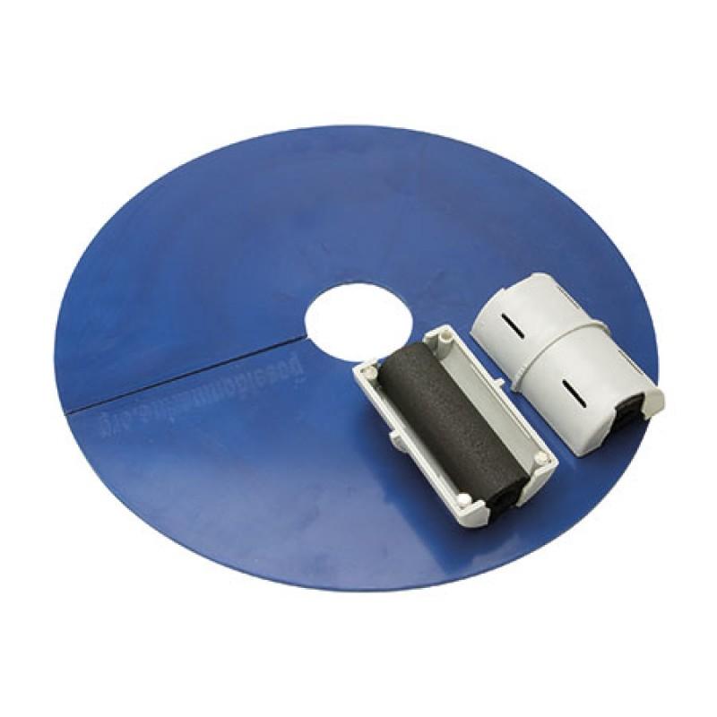 Disco Gatera anti ratas cabos 10-30mm