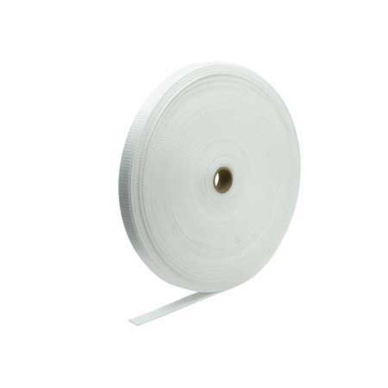 Rollo Cincha blanca 40 mm - 50 metros