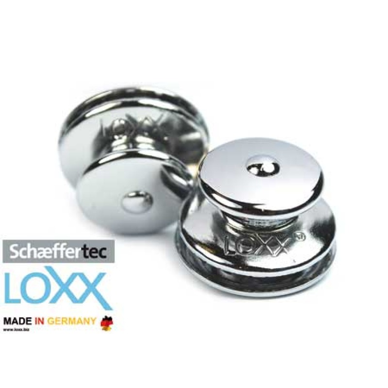 Stainless Steel Loxx-Tenax spring lifting caps