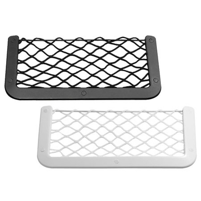 White Box with Net Support 40 x18 X 36.5cm
