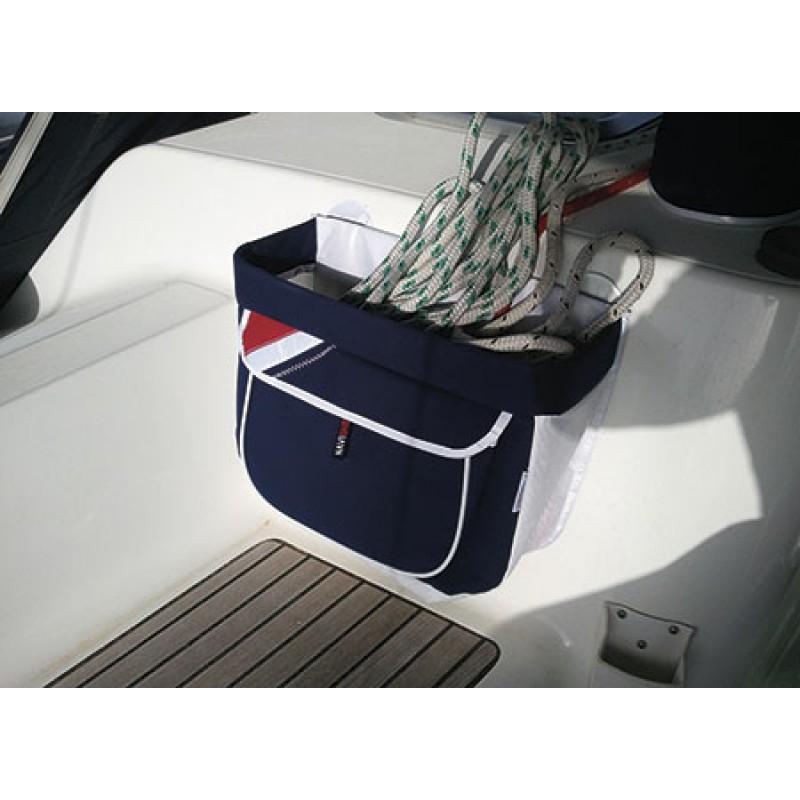 Bolsa de Drizas Azul Navishell 40 x 20 x H28cm