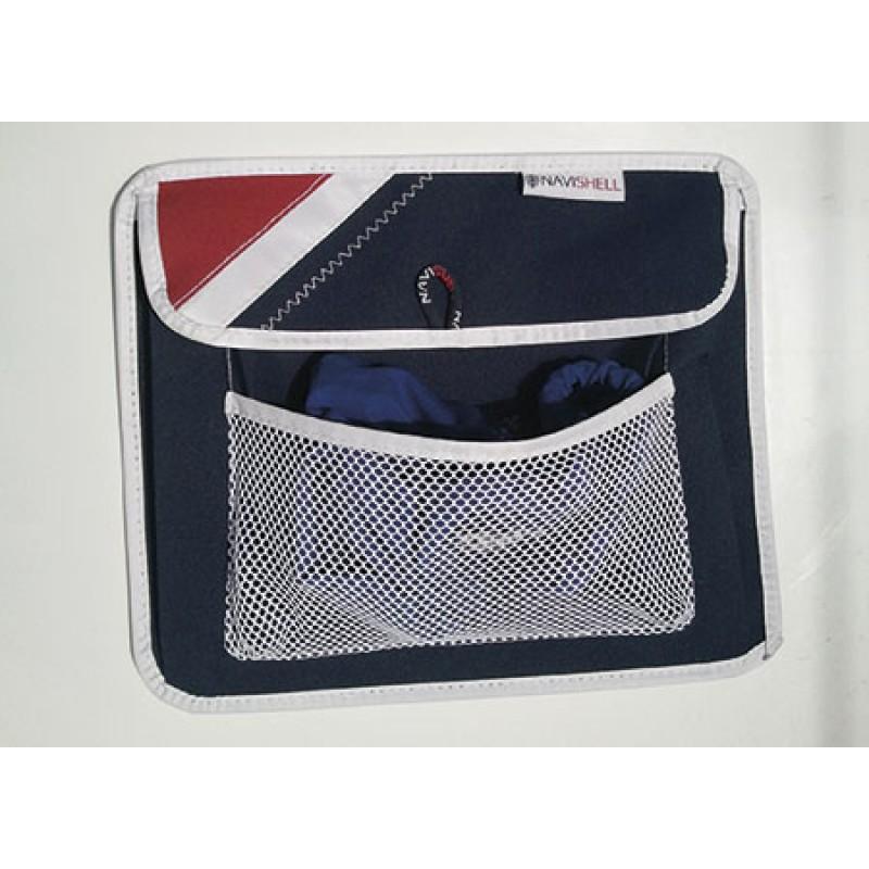Bolsa de almacenamiento para Bañera 30 x 25cm azul