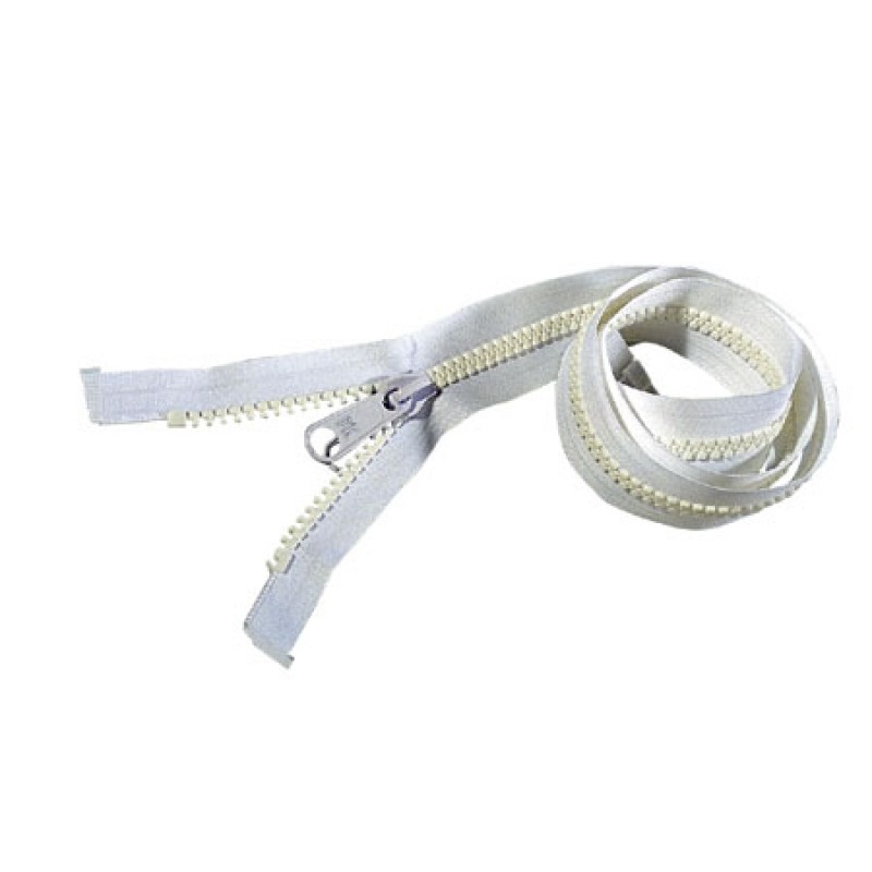 Marine use zipper 2mt x 42mm