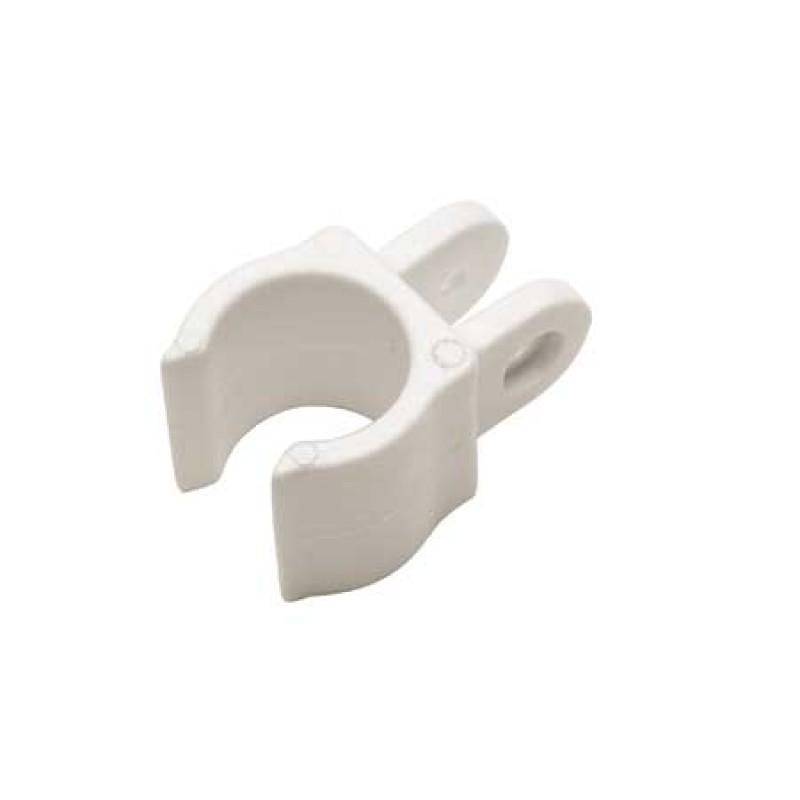 Base en Nylon blanco Bimini 22-25mm