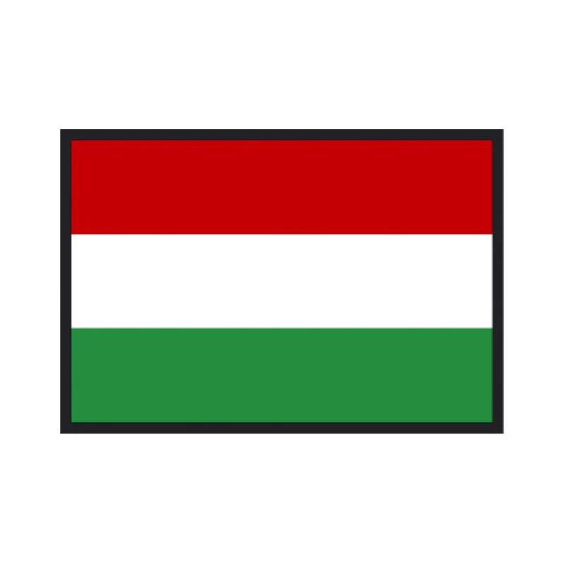 Bandera de Hungría los 20x30cm