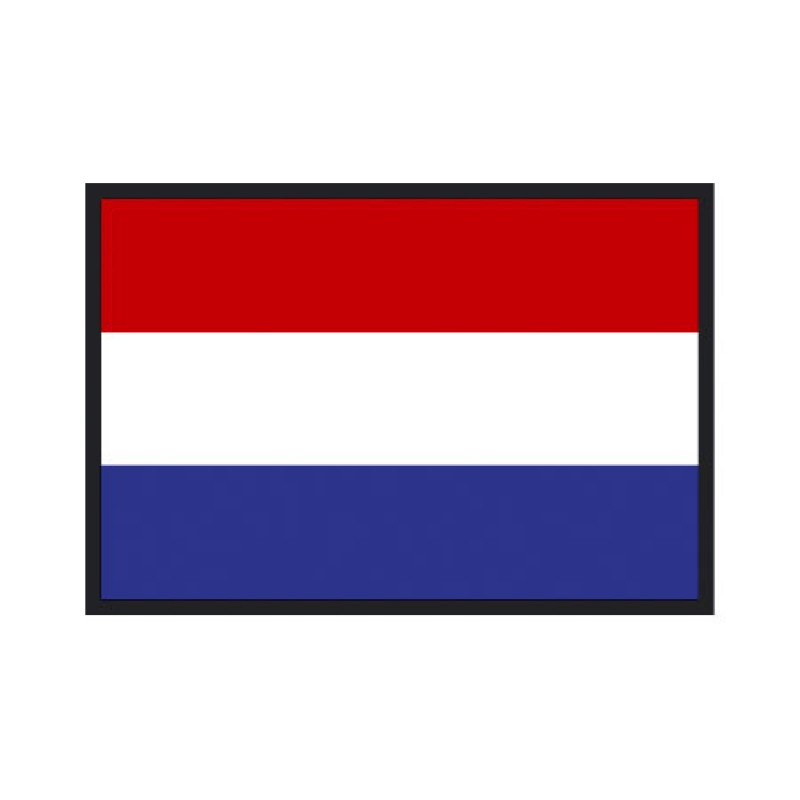 Bandera Holanda 40x60cm