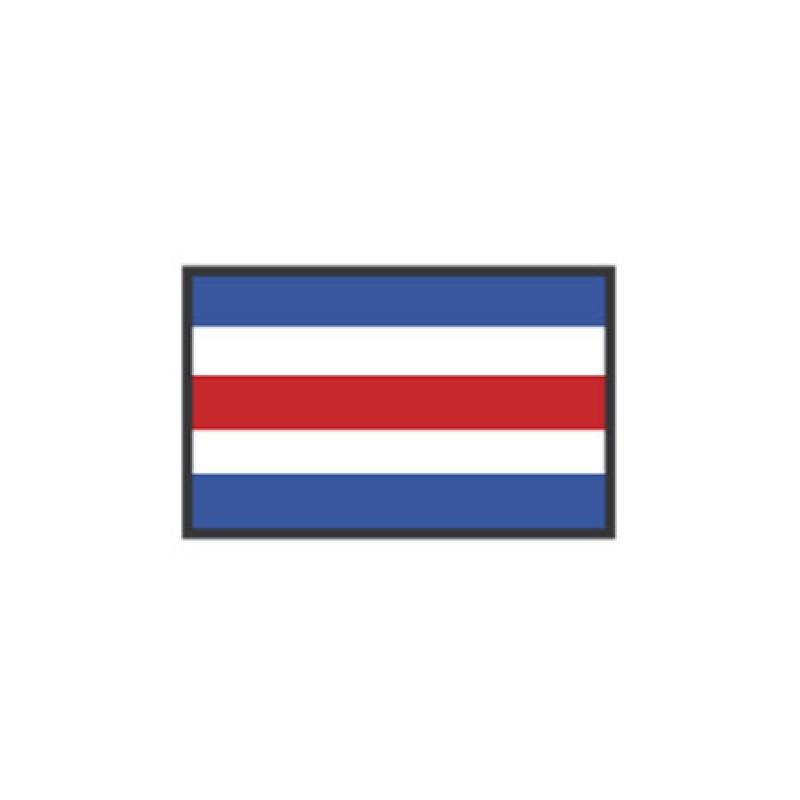 Bandera de Señalización C CHARLIE 40X60CM