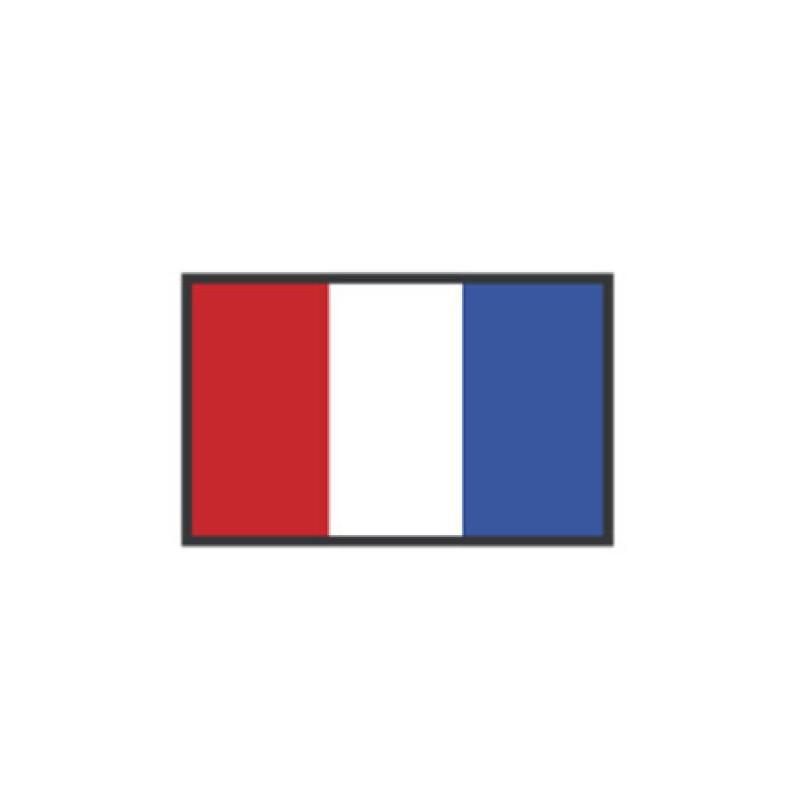 Banderas de Señales: T Tango 20 X 30cm