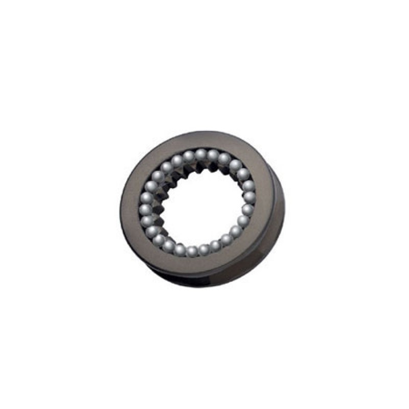 Ball bearing HS blocks for sheets up to 6 mm Double Recessed Cheek Block