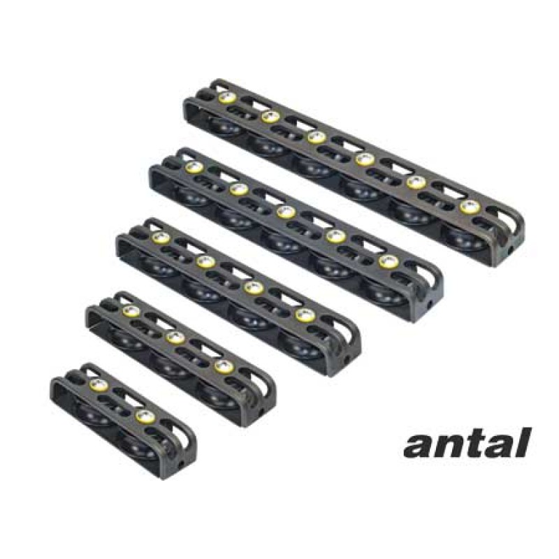 ANTAL roof cover 6 wheels 40 mm