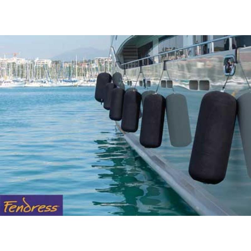 Fenders Fendress for Mega Yachts 74 x 61