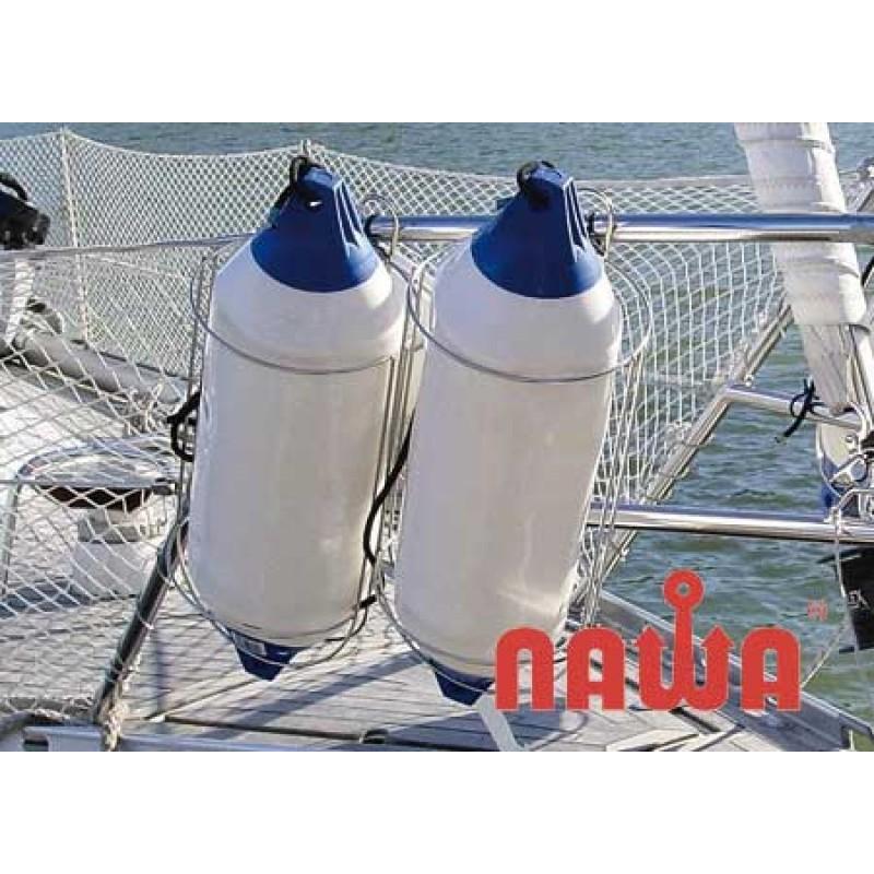 Soporte Nawa para 2 Defensas 190mm