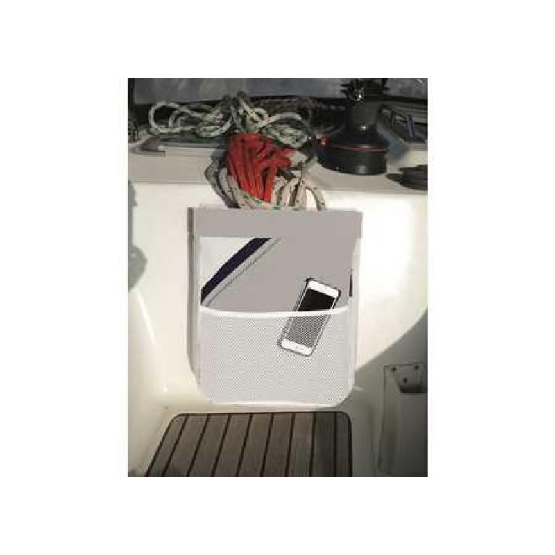 Bolsa de Drizas Gris Navishell 40 x 20 x H28cm