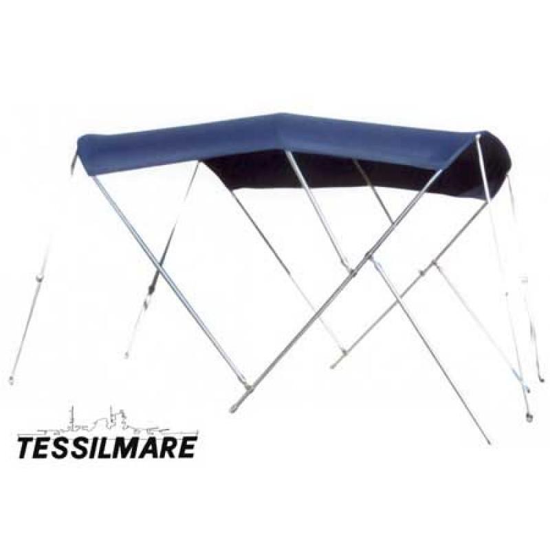 Toldo Biminox Tessilmare Azul Ts 230