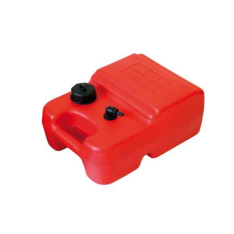 Plastic portable fuel tank can 30 l