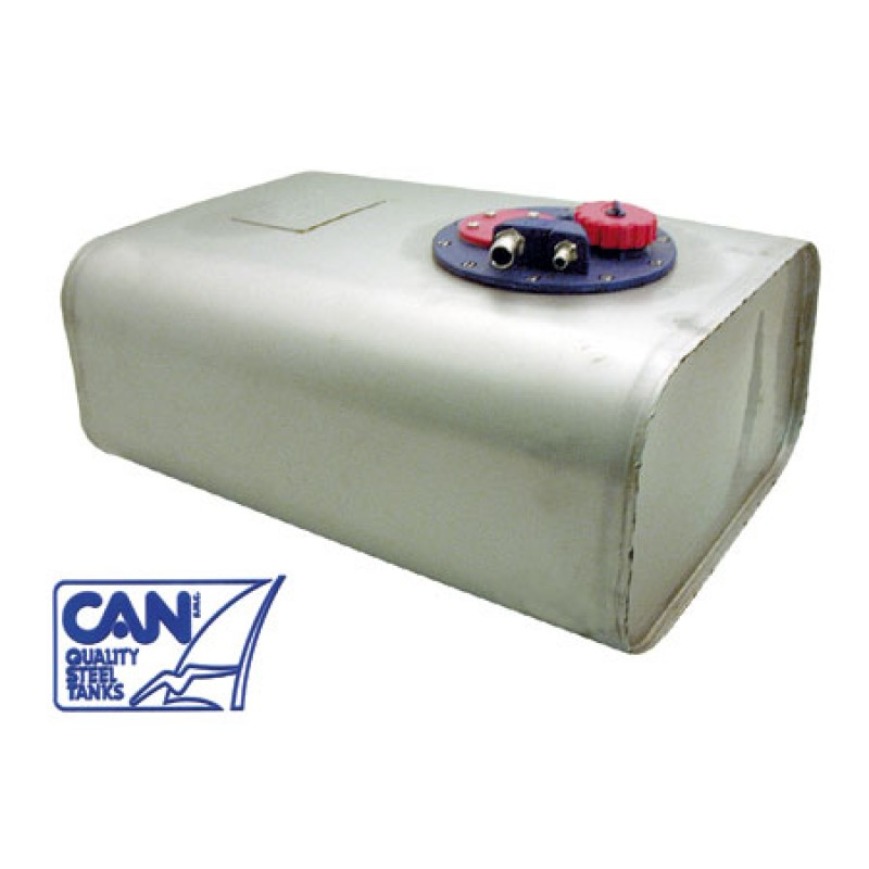 Stainless Steel Fuel Tank 63lt