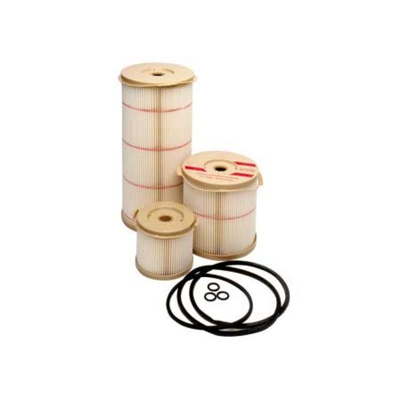 High capacity Sacs SF Water/Diesel separator filters 901 SF 140 x H430 mm