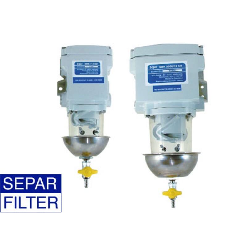 Separate filter SWK-2000 / 5kd