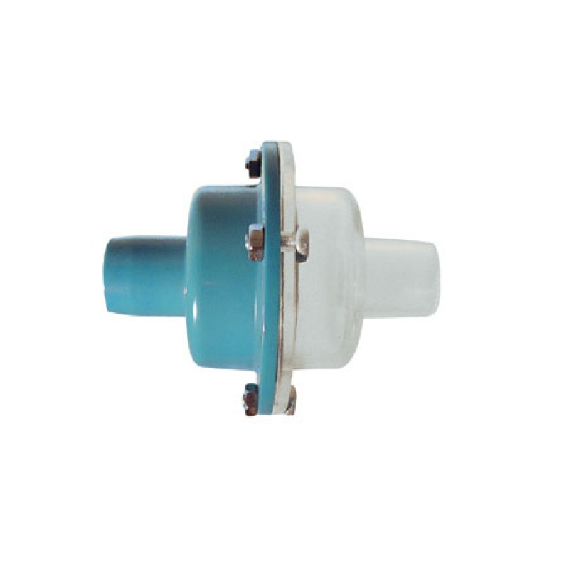 In-line filter for water pipe 3/4 inches