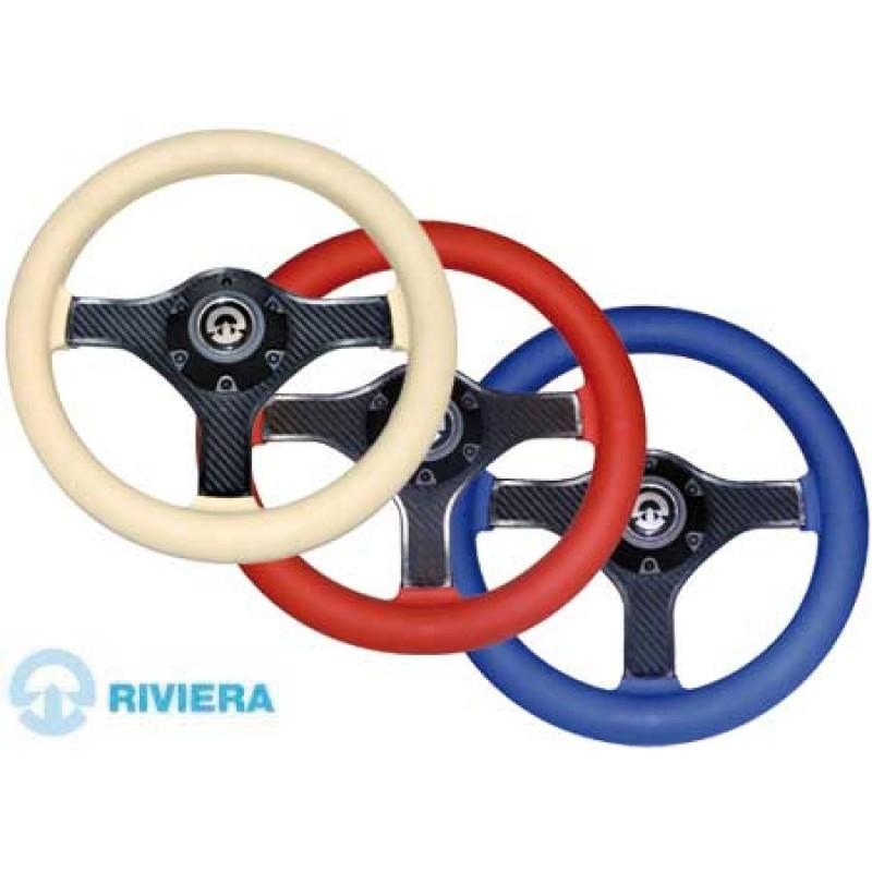 Volante Riviera Rojo VR00 280mm