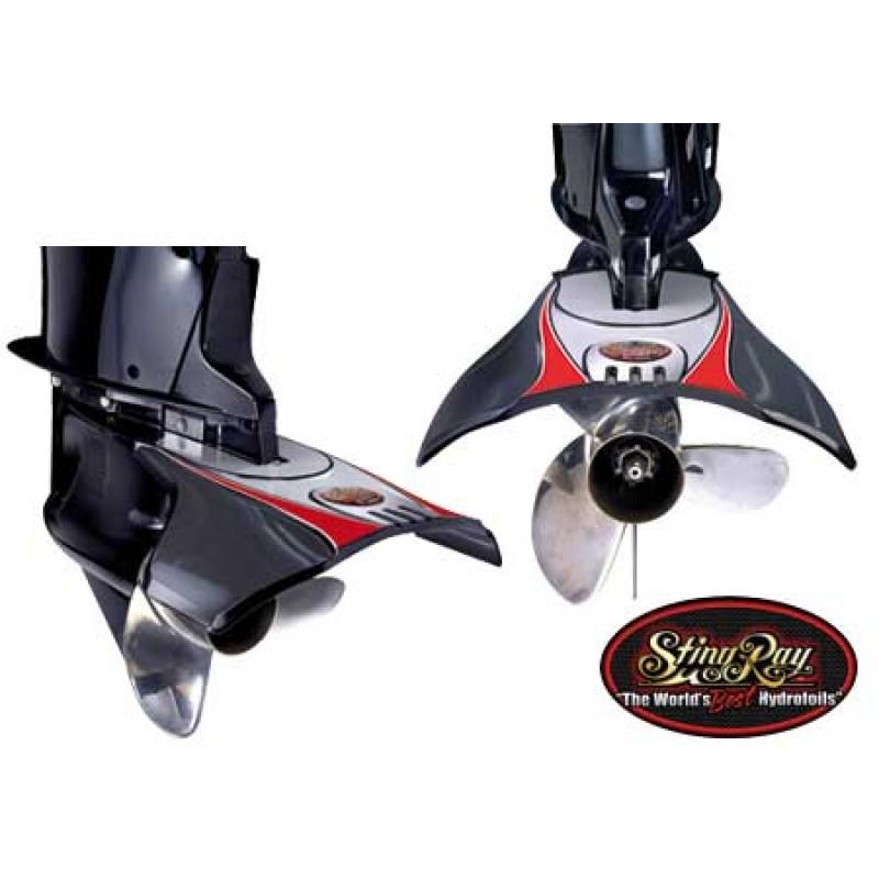 Aletas Estabilizadoras Stingray Hydrofoil XRIII 60-300hp