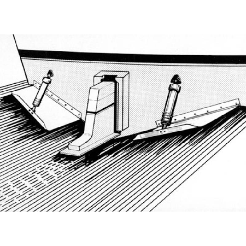Ocean marine trim kit 35 x 23cm