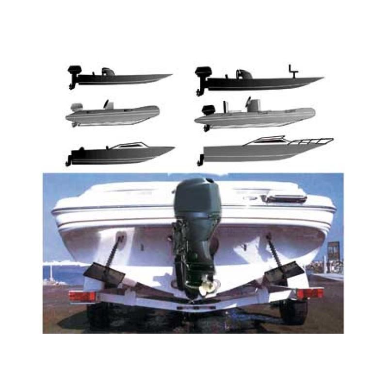 Nauticus SX Smart Automatic Flaps SX9510-40 (4-5mt)