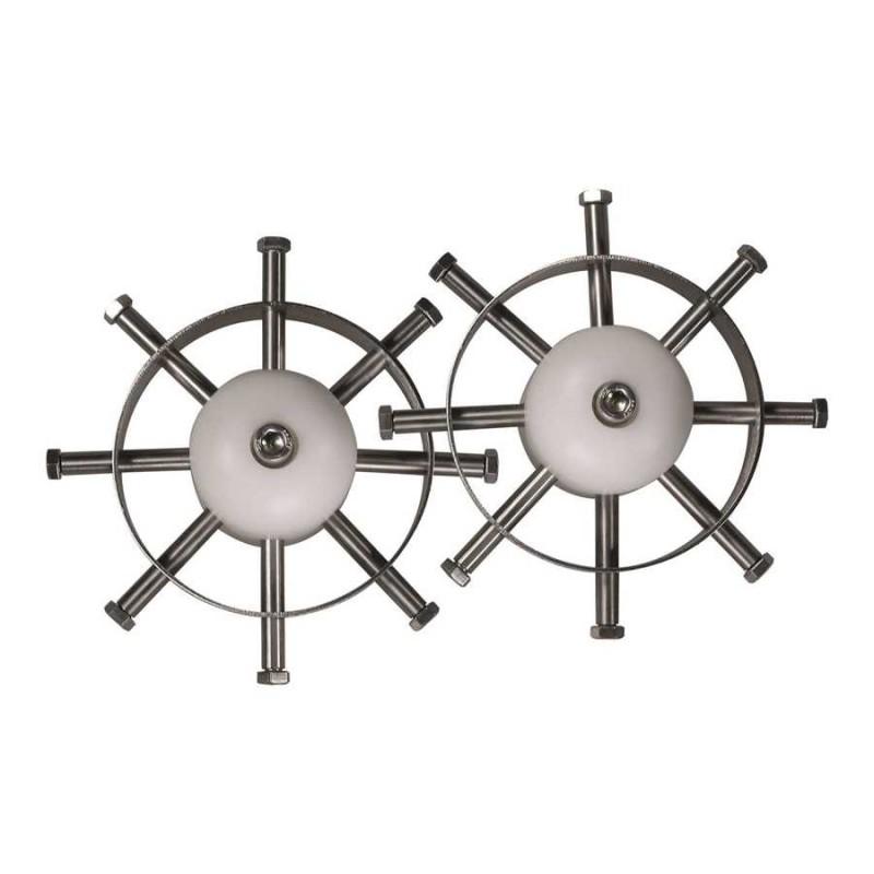 Protectores Inox de hélice de proa de 185 mm