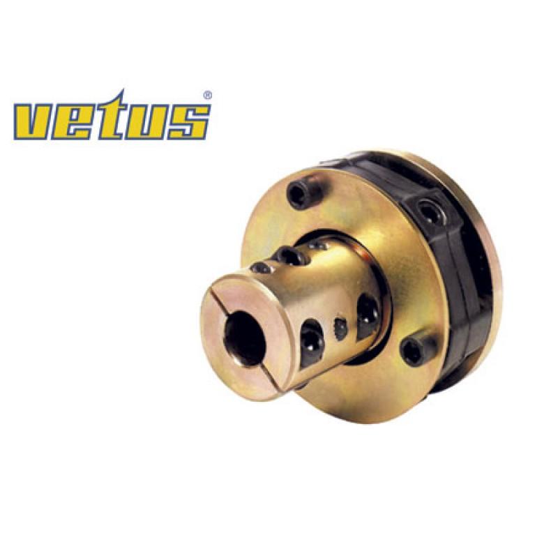 Acoplamiento flexible Vetus Bullflex Tipo 2 Eje 25mm