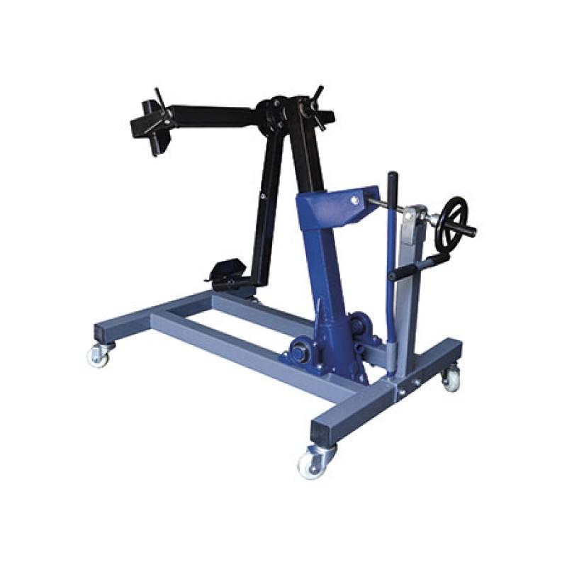 Grua Hidraulica para Colas Stern Drive Hydraulic Crane Jack Pod 500kg