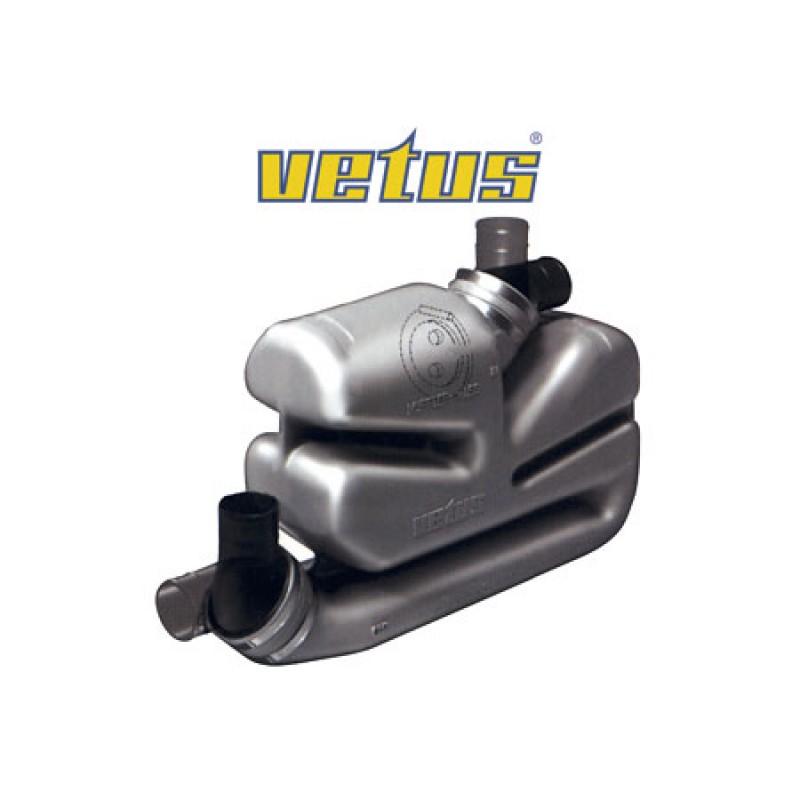Colector de Escape Vetus LSG D75