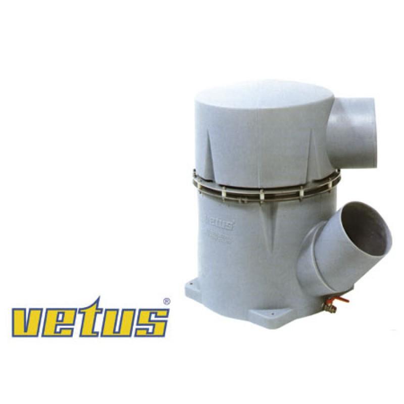 Colector de Escape Vetus MGP 102102 D102