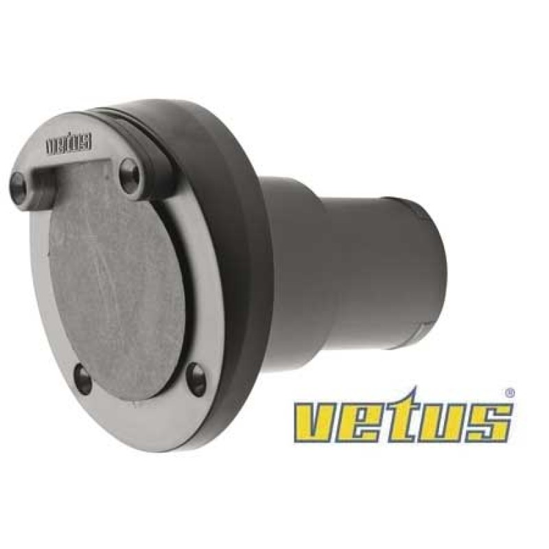 Vetus TRCPV D90 exhaust outlet