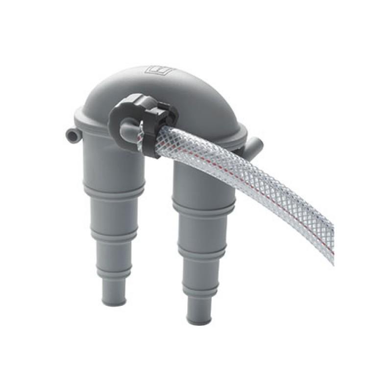 Siphon tube of H Vetus 96 X 68 X H133 Mm